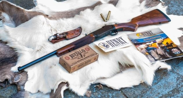 buying a new hunting rifle