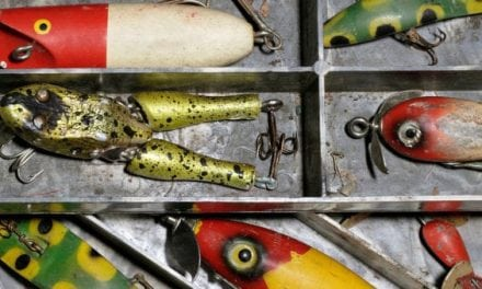 9 Vintage Fishing Lures Worth a Small Fortune