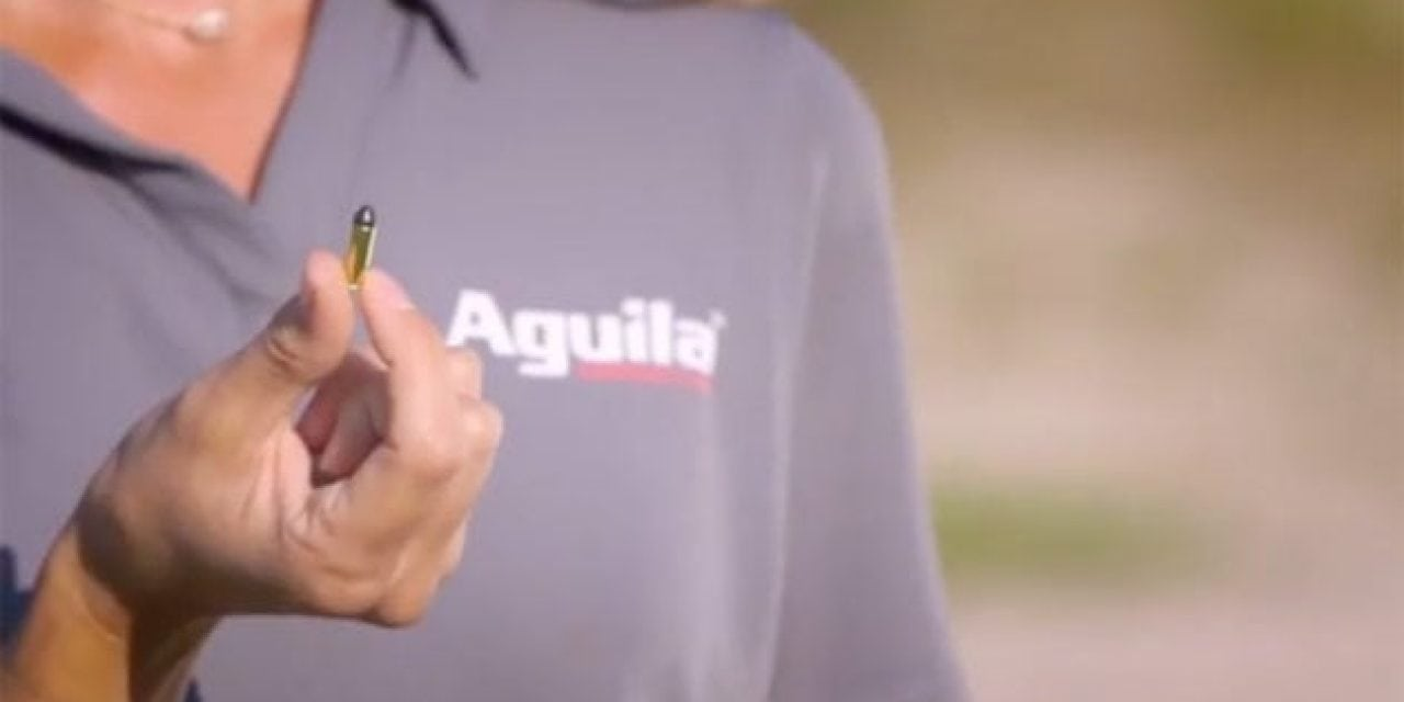 Aguila's New Rimfire Round Will Raise Your Eyebrows