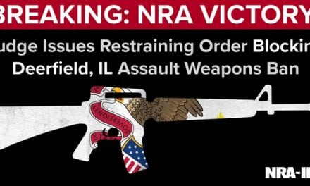 Assault Weapons Ban Block
