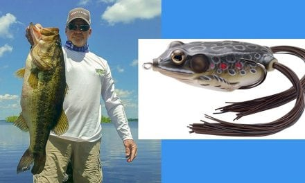 Award-Winning Frogs Drive Angler Success