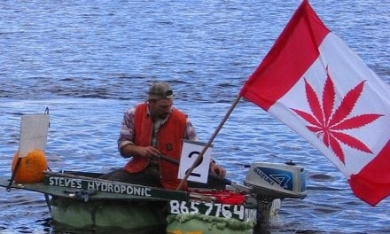 Boat Safety a Major Focus Pending Recreation Cannabis Legalization