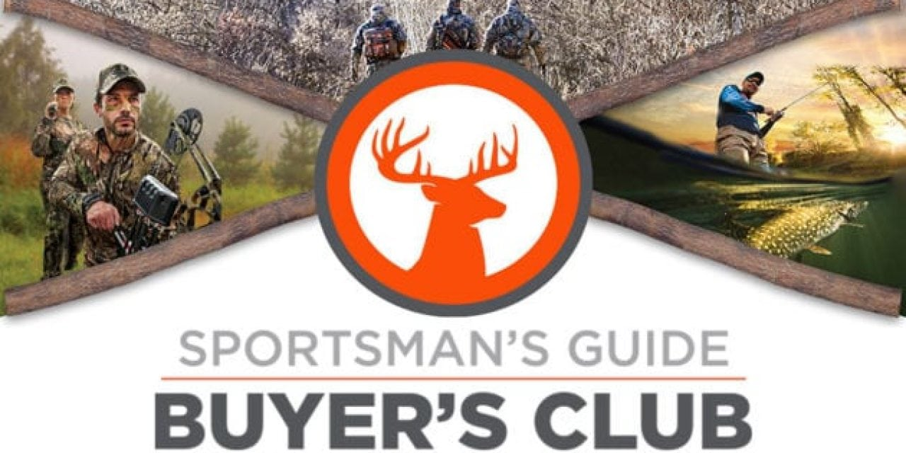 Buyer's Club Gets a Makeover at Sportsman's Guide