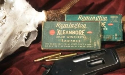 Cartridge Hall Of Fame: The Iconic .30-30 Winchester