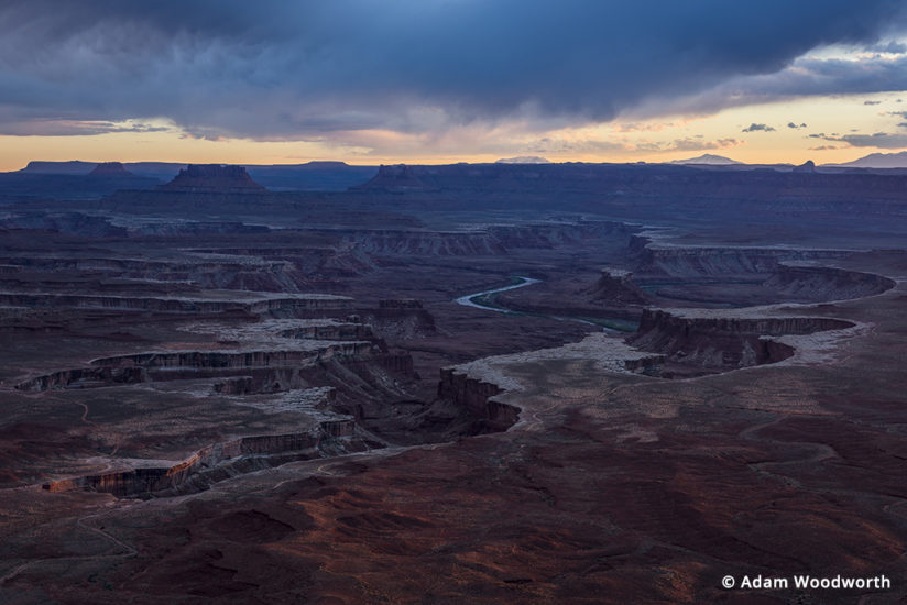 Photo Road Trip: Canyonland sunset