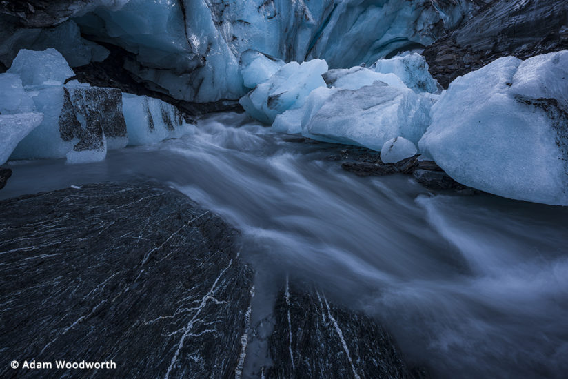 Photo Road Trip: Worthington Glacier