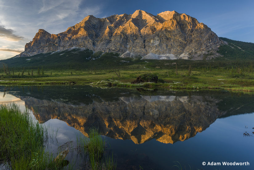 Photo Road Trip: Reflection of Brooks Range