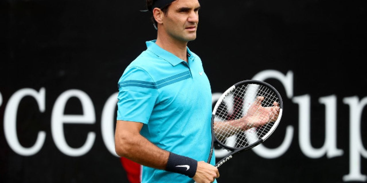 Federer Debuts New Pro Staff