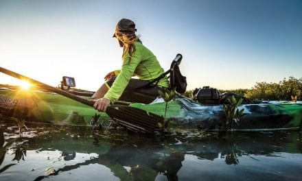 Kayakers Take Note – Humminbird's HELIX 5 G2 With CHIRP and AutoChart Is Out