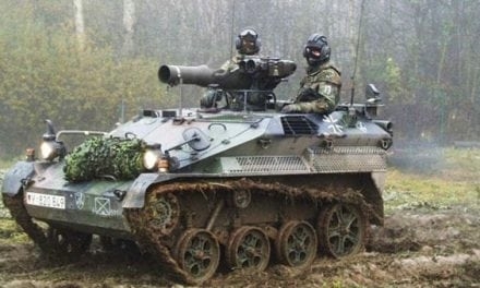 Meet the Tiny Tank Known as the German Wiesel