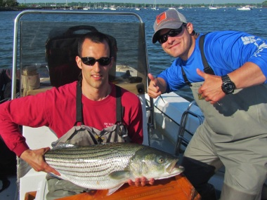 Hudson River Striper Program 1