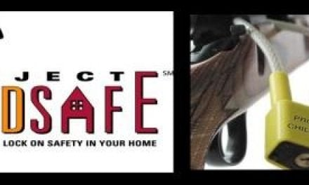 NSSF, Project ChildSafe Elevate Call for Responsible Gun Storage During National Safety Month