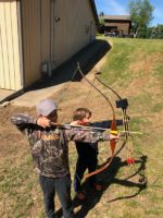 Young Nugent Bowhunters