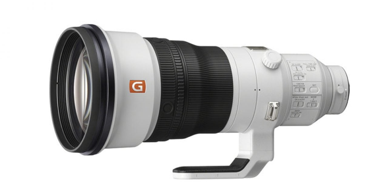 Sony 400mm Prime Gets Release Date & Pricing