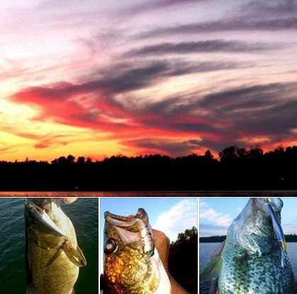 The Frontier Sports Fishing Report… June 13th, 2018
