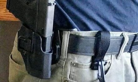 The Gun is Important, but Don't Forget the Holster!