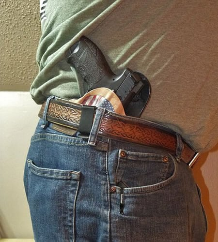 Don't Forget the Holster! - Inside the Waistband