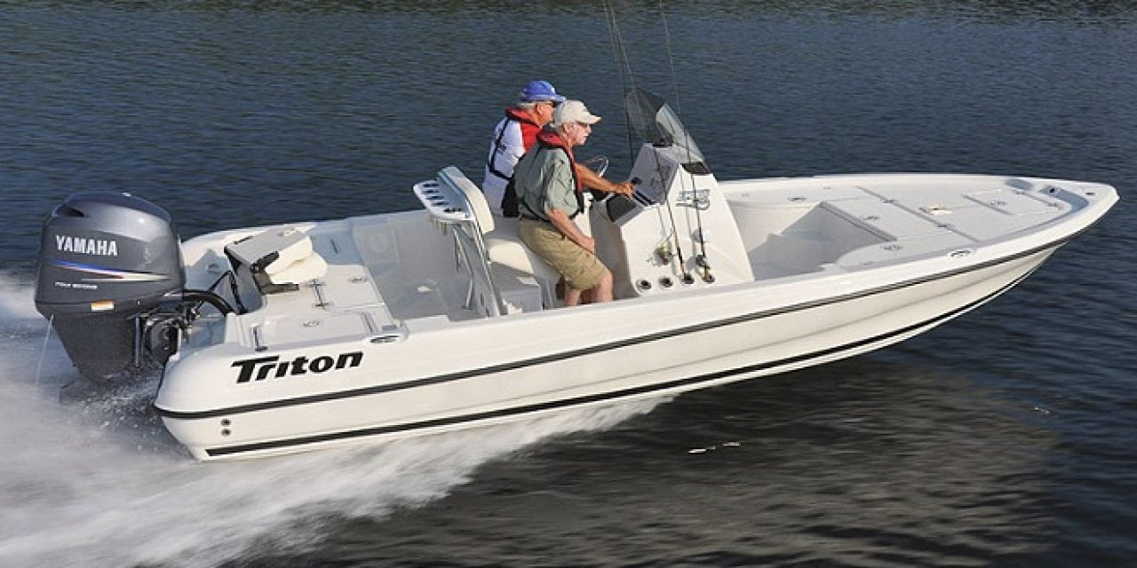 TRITON EXPANDS ITS LIGHT TACKLE SERIES WITH NEW 22-FOOTER