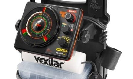 Vexilar FL22 Ice Pro w / 12 Degree Ice Ducer