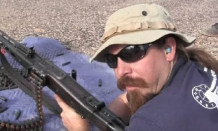 Video: Side-by-Side Shooting of the German MG-34 and MG-42 Machine Guns