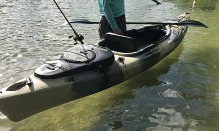 We Got to Check Out Field & Stream's Awesome New Kayaks