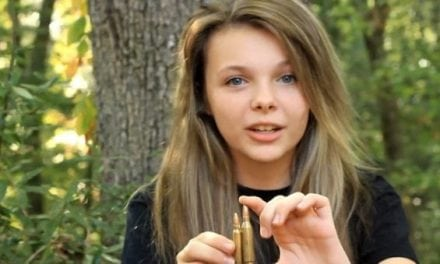 Young Lady Teaches the Anti-Gun Crowd What Guns are All About