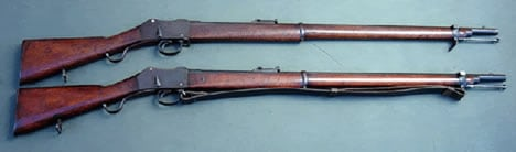 Martini Henry Rifles