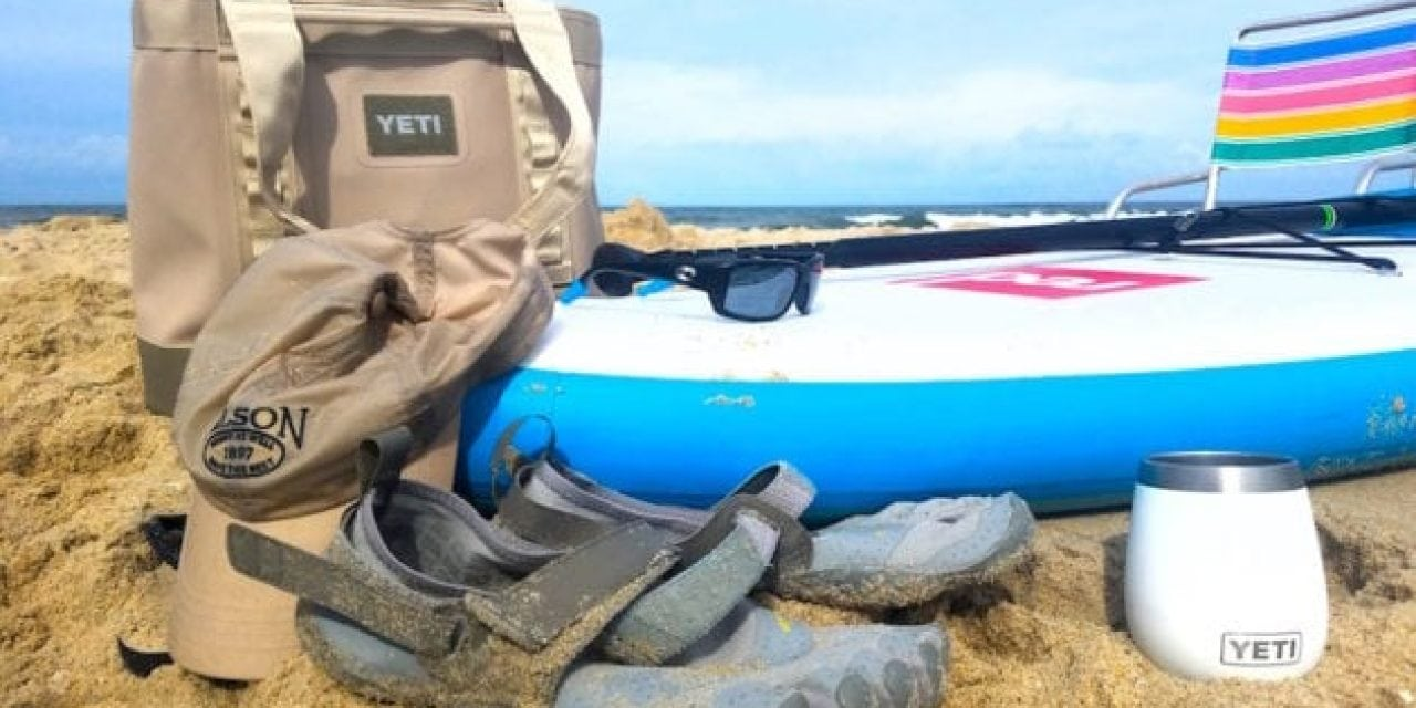 18 Must-Have Beach Items for Sportsmen and Women