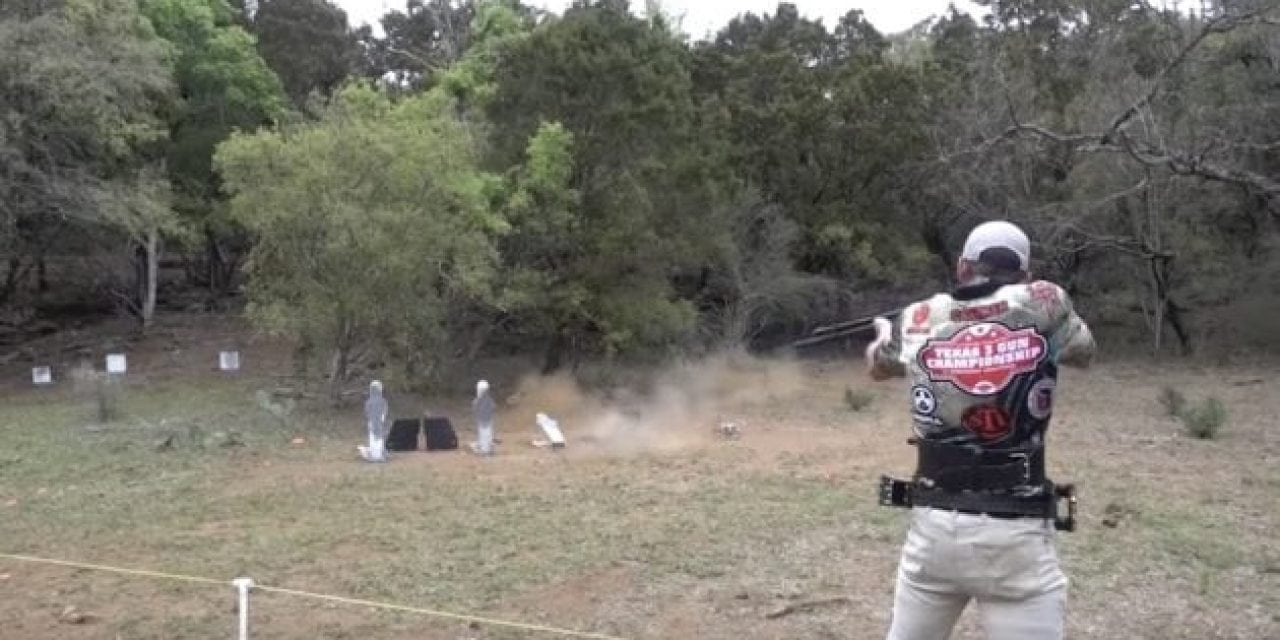 3-Gun Showdown With Demo Ranch and Jerry Miculek
