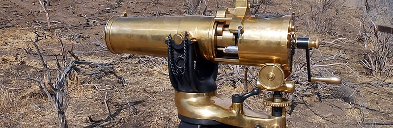 The Gatling Gun: The Early Years of 19th Century High Tech