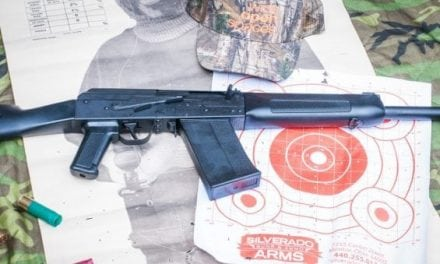 Gun Review: SDS Imports Lynx-12 Semi-Automatic Shotgun