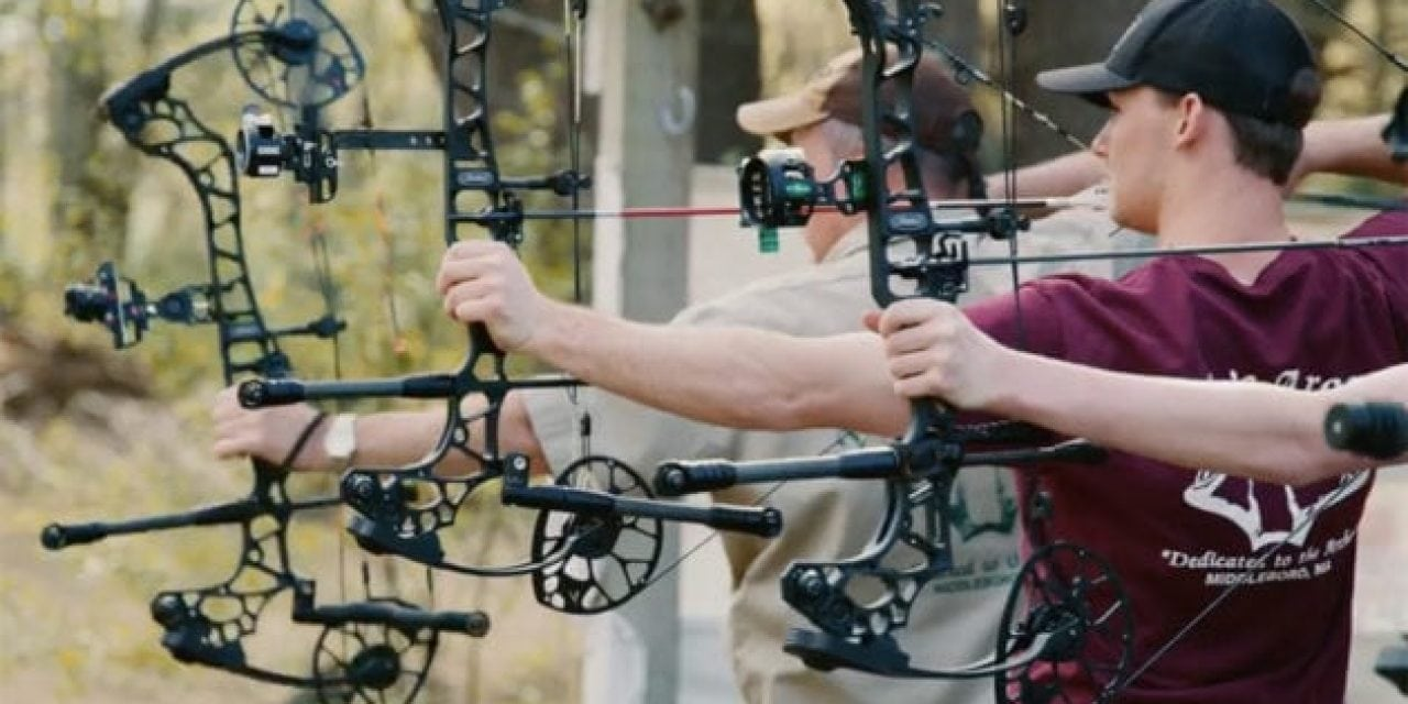 Hear the Story of Chris Reed from Reedy's Archery