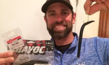 Mike Iaconelli's New Rig to Fool Smart Bass