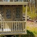 Now This is One Serious Custom Hunting Shack