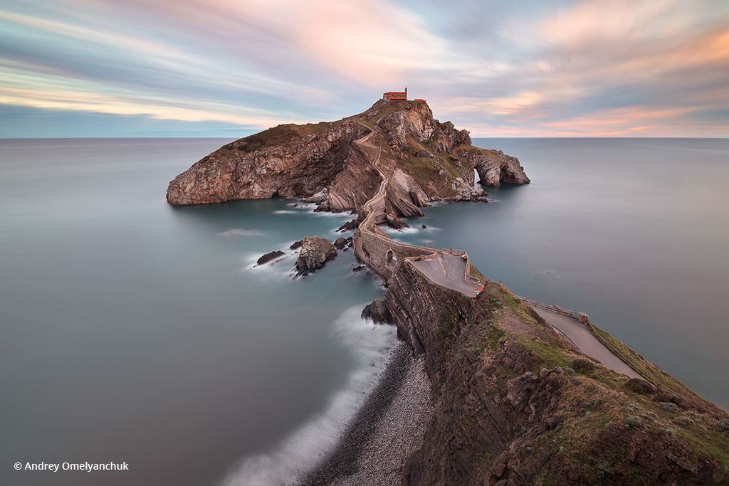 "Today's Photo Of The Day is ""Dragonstone"" by Andrey Omelyanchuk. Location: Basque Country, Spain."