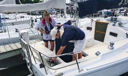 'Propane Systems on Your Boat'