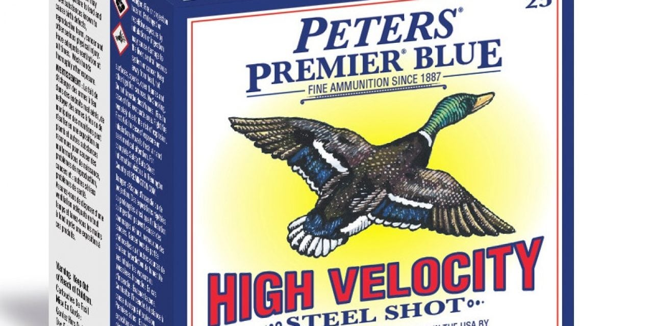 Remington Rolls Out Retro Peters Premier Blue