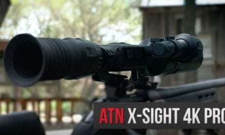 The New ATN X-Sight 4K Pro Completely Blew Us Away