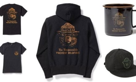 The New Filson Smokey Bear Collection is Here