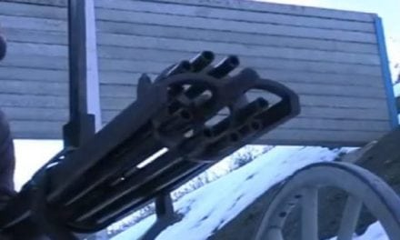 This 12-Gauge Gatling Gun Will Leave You Drooling