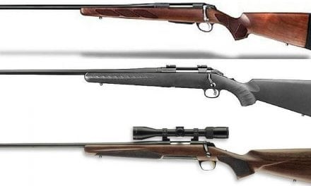 Top 6 Left-Handed Rifles for Deer Hunting
