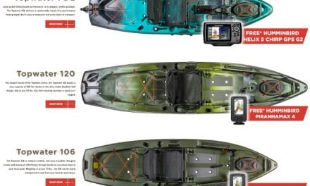 Topwater Series proves a point in ICAST warm-up