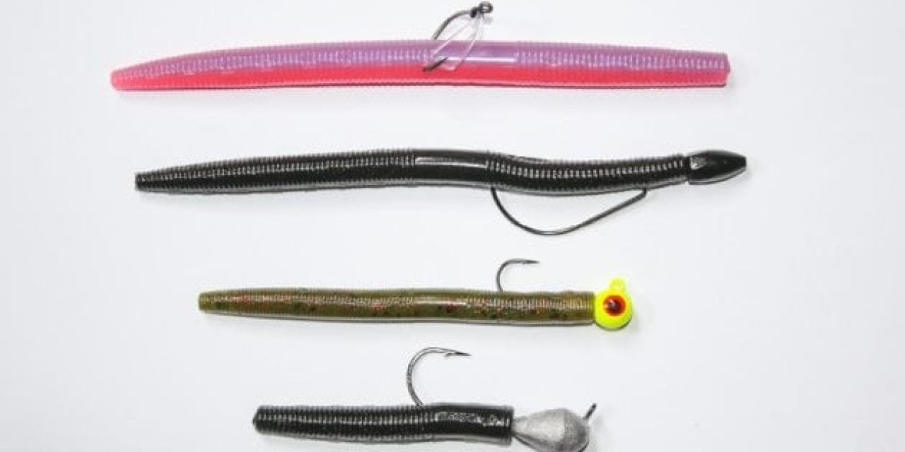 4 Ways to Rig a Soft-Plastic Stickbait for Bass
