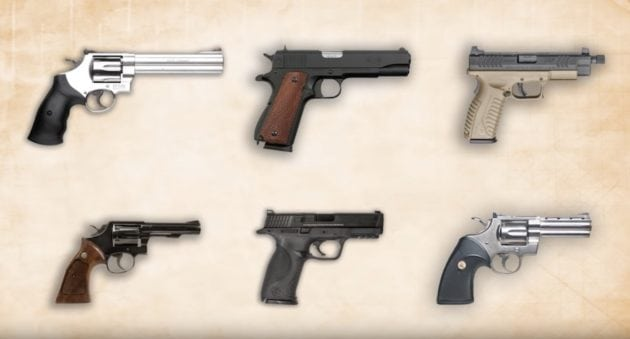 Best Handgun Caliber Debate Resolved For Good