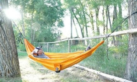 Field & Stream's Small, Easy-to-Pack Hammock Will Swing You Through Summer