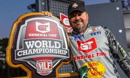 Hackney Played the Weather Perfectly in General Tire World Championship Finals Win