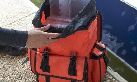 Hands-Free, High-Tech Tackle Storage… Unzipped