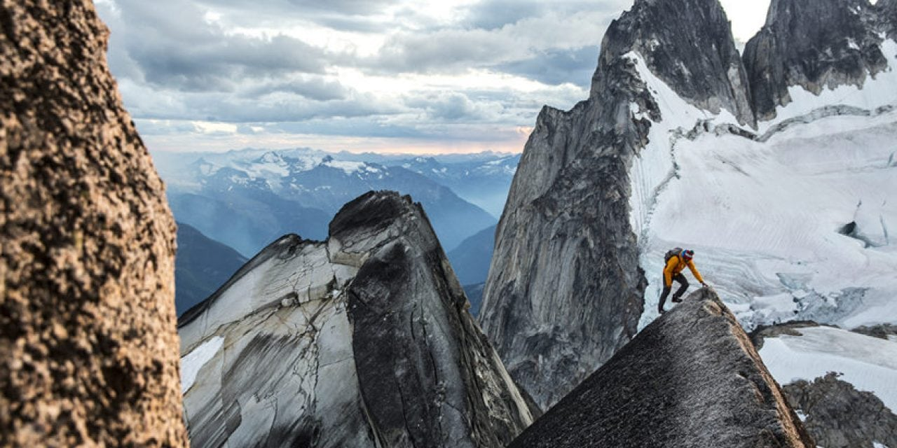 Life On The Edge With Jimmy Chin