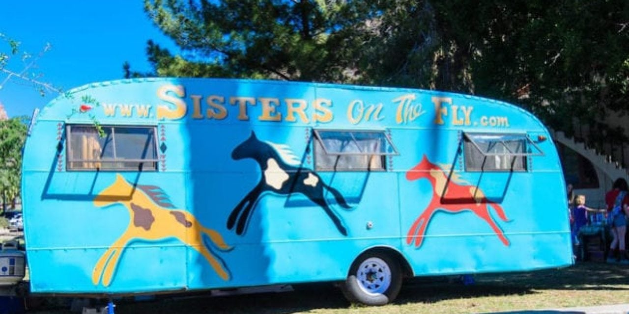 Meet the Sisters On the Fly: The Traveling Tribe of Outdoor Women