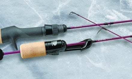 Mojo…Defrosted For Ice Anglers
